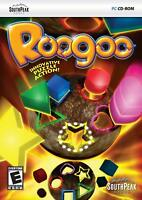 Roogoo PC Games Windows 10 8 7 XP Computer puzzle arcade action game NEW