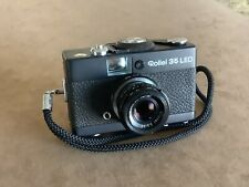 Rollei 35 LED Compact Film Camera NICE Cond.