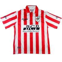 1996-97 Estudiantes La Plata MAGLIA Home #5  (Top)  SHIRT MAILLOT TRIKOT