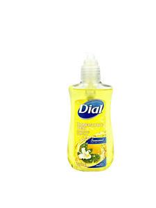 8 DIAL 7.5 FLUID OZ BOTTLES HONEYSUCKLE DEW SEASONAL COLLECTION HAND SOAP HYDRAT