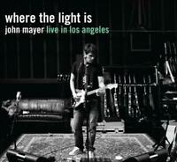 MAYER, JOHN - WHERE THE LIGHT IS NEW VINYL RECORD