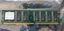 Buffalo 512MB DDR1 RAM PC3200U 400MHz CL2.5 184-Pin Desktop Memory MS4002-512MB