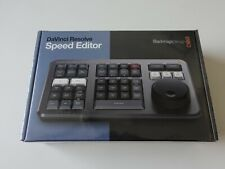 Davinci Resolve Speed Editor Brand New Sealed