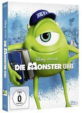 DIE MONSTER UNI (Walt Disney & Pixar) Blu-ray Disc + Schuber NEU+OVP