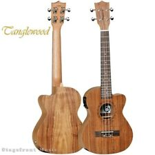 TANGLEWOOD TWT17E TIARE TENOR UKULELE WITH PICKUP KOA - BRAND NEW