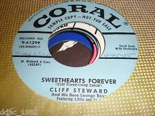 Cliff Steward 45 Red Head CORAL PROMO