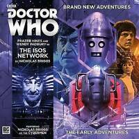 The Early Adventures: The Isos Network (Doctor Who) by Briggs, Nicholas Book The