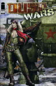Dust Wars #1 VF/NM; Image   save on shipping - details inside