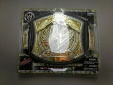 2004 Jakks Pacific WWE World Heavyweight Championship Belt Raw