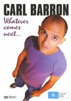 Carl Barron - Whatever Comes Next (DVD, 2005)