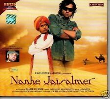 nanhe JAISALMER - Neuf BANDE SONORE CD