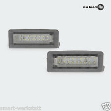 Luz placa matrícula Smart 451 LED Kit NUEVO