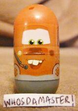 Moose's Mighty Beanz Disney Pixar Cars #18 MATER (Race Team) Bean Mint OOP