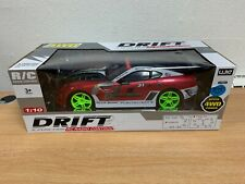 Large Ferrari F430 Drift RC Remote Control Car 1/10 Rechargeable 20 Mph Speed