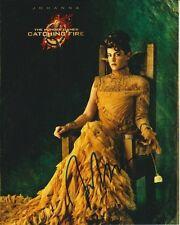 JENA MALONE Signed THE HUNGER GAMES CATCHING FIRE JOHANNA Photo w/ Hologram COA