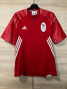Great Britain Olympic Team 2011 Football Shirt Soccer Jersey Camiseta size M