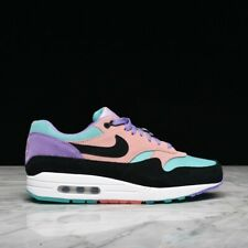 Nike Air Max 1 Have A Nike Day Purple Coral (GS Sz 3.5) AT8131-001 patta parra