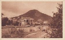 LA NAPOULE le riou et les villas