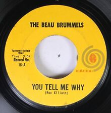 Rock 45 The Beau Brummels - I Want You / You Tell Me Why On Autumn