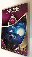 Star Trek: The Next Generat DVD Serie Televisiva Stagione 4 Volume 4 - Episodi 4