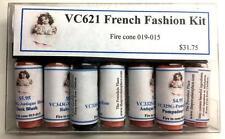 French Fashion China Paint Kit
