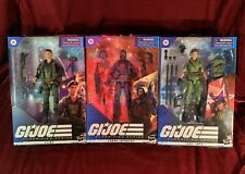 GI JOE CLASSIFIED LOT?2.Flint?2.LADY JAYE?1. COBRA INFANTRY?1.?COMMANDER