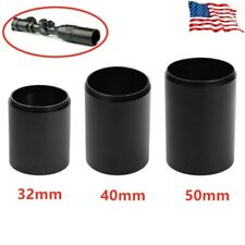 32/40/50mm Objective Len New Tactical Alloy Sunshade Tube Shade For Rifle scope