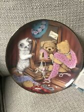 """""""Dressing For Dinner� Franklin Mint HeirloomBy Sue Willis Hb5781 Plate"""