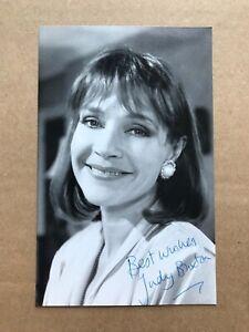 Judy Buxton signed 6x4 photo