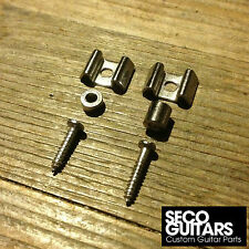 New Guitar String Trees/Retainers fit Fender,Squier,Stratocaster,Strat,Tele >BH