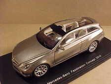 Spark 1/43 Resin 2010 Mercedes-Benz Fascination SW Concept Car, Silver  #S1057