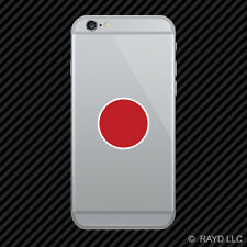 Japan Air Self-Defense Force Roundel Cell Phone Sticker Mobile JASDF Japanese
