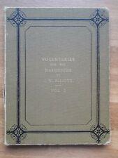 Orgel ?  180 Voluntaries for the Harmonium, Vol. 1 (1880) ? ***Extrem Rar!***