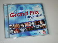 COUNTDOWN GRAND PRIX 2003 CD MIT LOU - DER JUNGE MIT DER GITARRE - TROJE - ELIJA