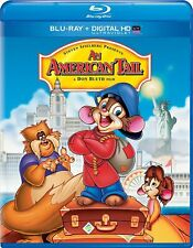 Blu Ray AN AMERICAN TAIL. Don Bluth animation. Region free. New sealed.