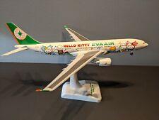 """HOGAN MODELS 1:200 EVA AIR """"HELLO KITTY HAPPY MUSIC TIME"""" A330-200"""