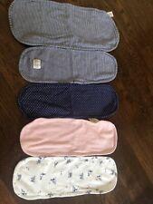 burp cloths Carter's 5pcs