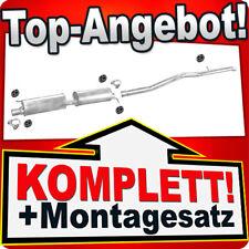 Auspuff FORD TRANSIT 2.0 DI 75/85PS MWB-3300mm 2000-2006 Auspuffanlage K65