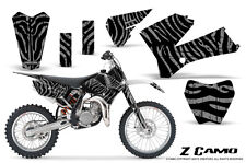 KTM SX85 SX105 2006-2012 GRAPHICS KIT CREATORX DECALS ZCAMO SNP