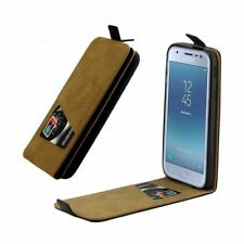 Up & Down Vertical Leather Flip Case Cover For Huawei Samsung Apple Nokia Phones