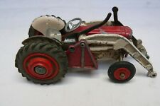 Corgi No 57 Massey Ferguson 65 Tractor With Loader Arms