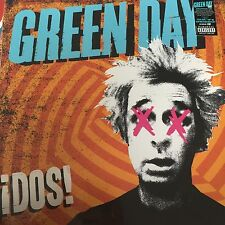 GREEN DAY !DOS!  VINYL LP BRAND NEW & SEALED
