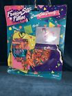Vintage FASHION STAR FILLIES Beach Star Beauty horse outfit 1987 Kenner - Sealed