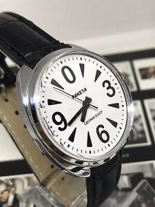 Men's Wrist Watch Raketa Big Zero Vintage Mechanical Watch USSR