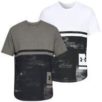 Under Armour Quien Estampado Gráfico Camiseta de Hombre Manga Corta 1318568