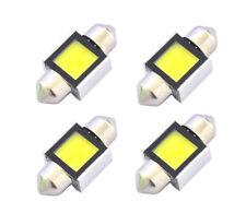 4 Stück 31mm CANBUS COB-Chip Soffitte Innenraum Beleuchtung LED Deutsche Post