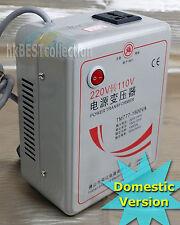 Toroidal 1500W Step Up Transformer 110V to 220V - ShunHong (Domestic Standard)