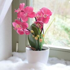 deko blumen k nstliche pflanzen mit beleuchtung g nstig kaufen ebay. Black Bedroom Furniture Sets. Home Design Ideas