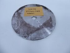 Lovejoy 697904-17183 Farr 7E Keeper Plate Used