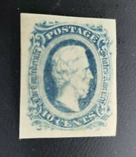 US Confederate States Stamps Scott #12 Mint Hinged